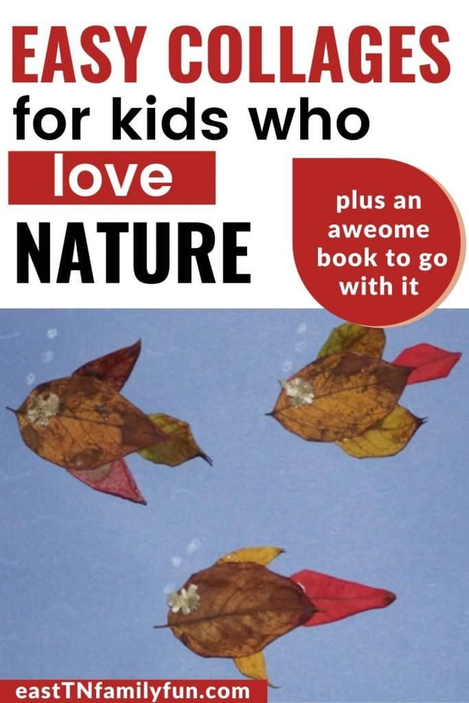 Nature Collages for Kids