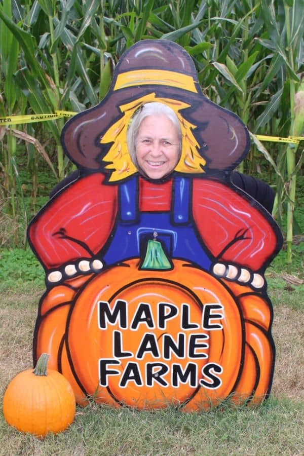 Maple Lane Farms Pumpkin Patch and Corn Maze Greenback TN