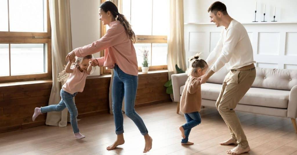 Indoor Movement Activities for Kids