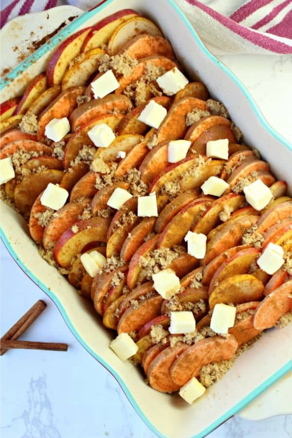 pear sweet potato casserole