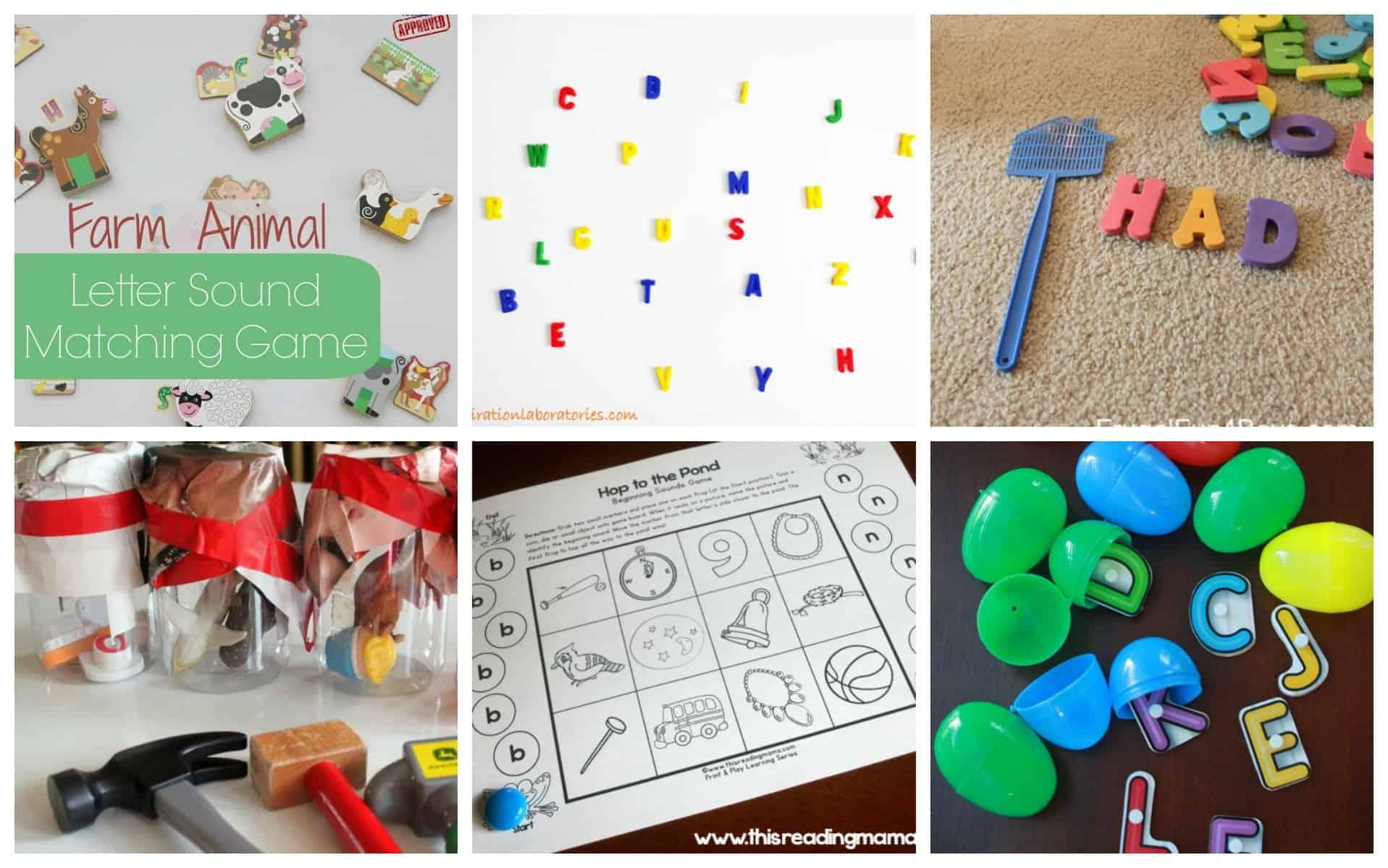 10 Hands On Activities That Teach Letter Sounds East Tn Family Fun
