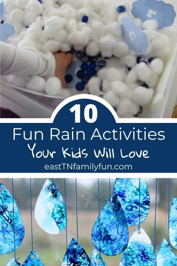 Fun Rain Activities for Kids