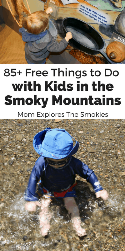 100 + FREE Things to Do in the Smoky Mountains | Mom