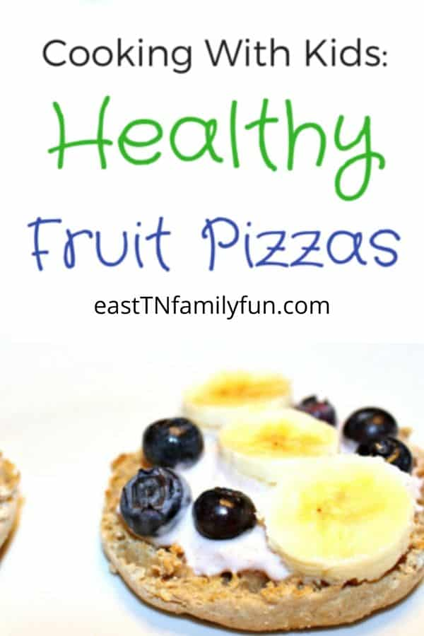 DIY Healthy Fruit Pizza for Kids