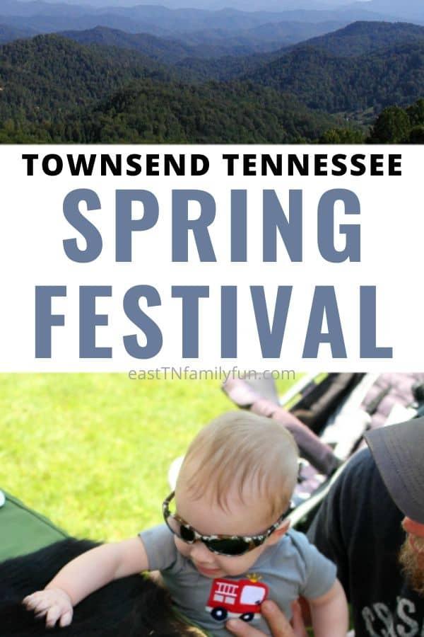 Townsend TN Spring Festival