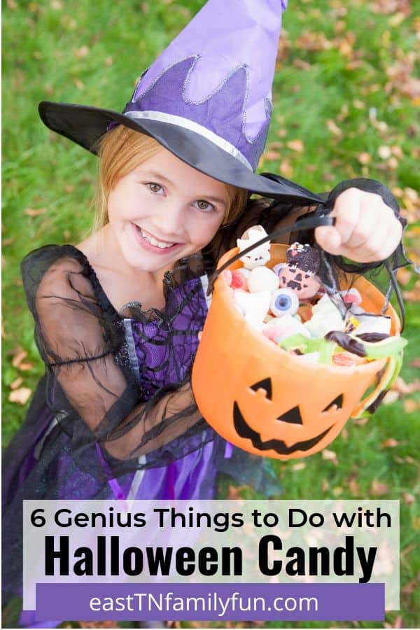 Things to Do with Halloween Candy