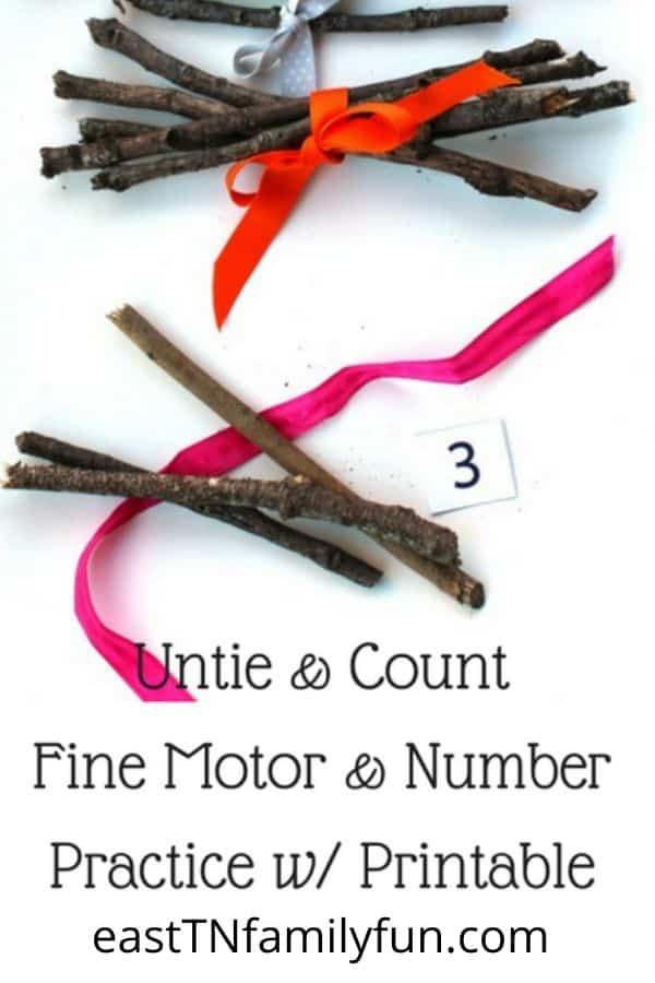 Counting Stick Bundles
