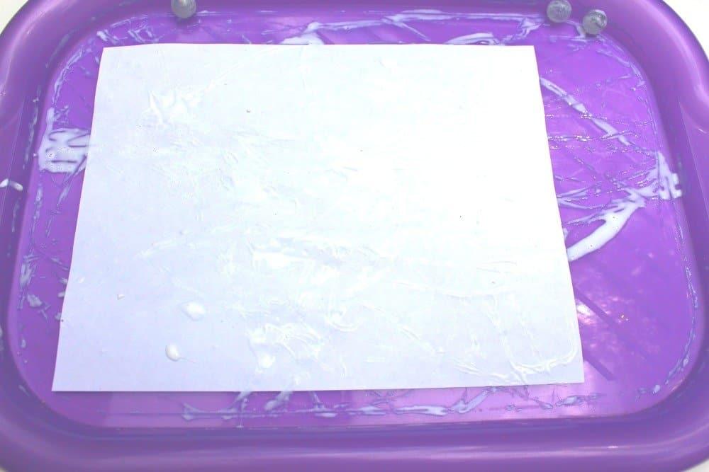 Hidden Marble Painting Process Art, Mom Explores The Smokies
