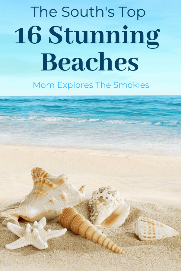 Best Beaches Near Tennessee | Mom Explores the Smokies