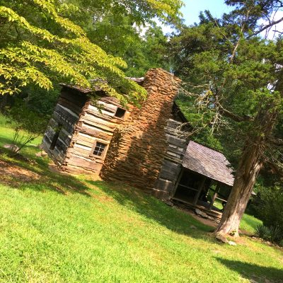 Step back in Time at the Walker Sisters' Cabin Via Little Brier Gap Trail