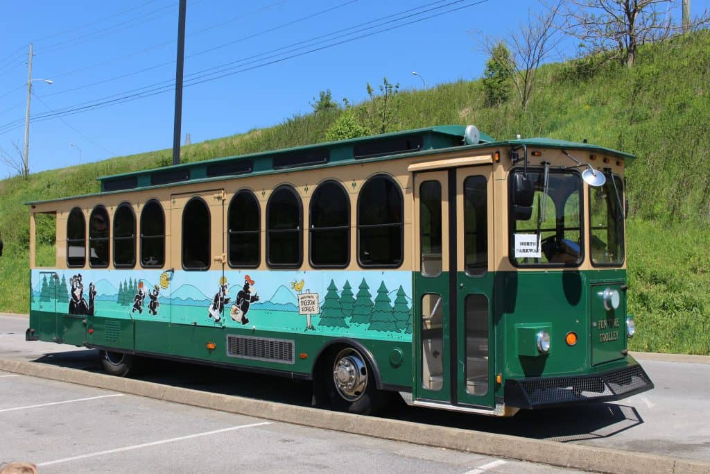 Smoky Mountain Trolley