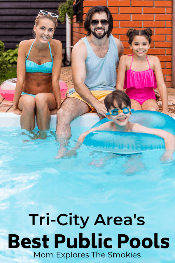 Best Public Pools in Tri-Cities, TN | Mom Explores the Smokies