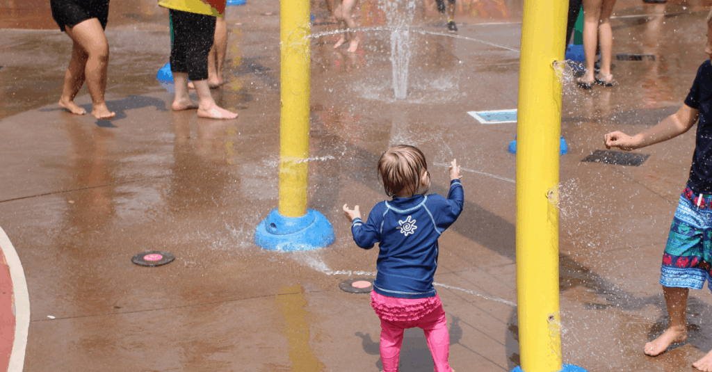 Tri-Cities, Johnson City, Bristol, Kingsport, TN Splash Pads