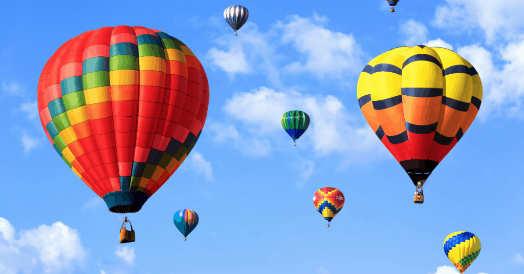 Discover the Hottest  Hot Air Balloon Festivals in Tennessee