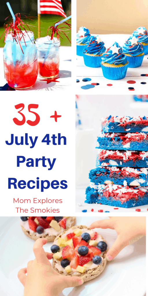 Absolutely Delicious July 4th Party Recipes, Mom Explores The Smokies