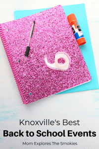 Free School Supplies and Back to School Events in Knoxville