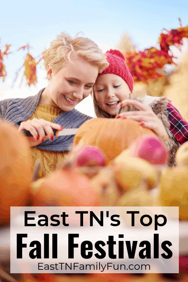 East TN's Top Fall Festivals