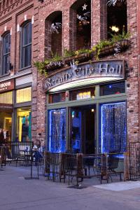 Knoxville Market Square Restaurants