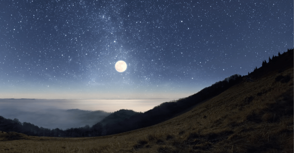Best Stargazing Spots in Cherokee National Forest, TN