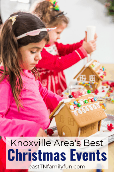 80 + Best Knoxville Christmas Events 2019