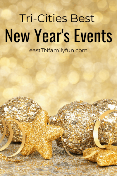 15 New Year's Events in Tri-Cities TN: Johnson City, Kingsport, and Bristol