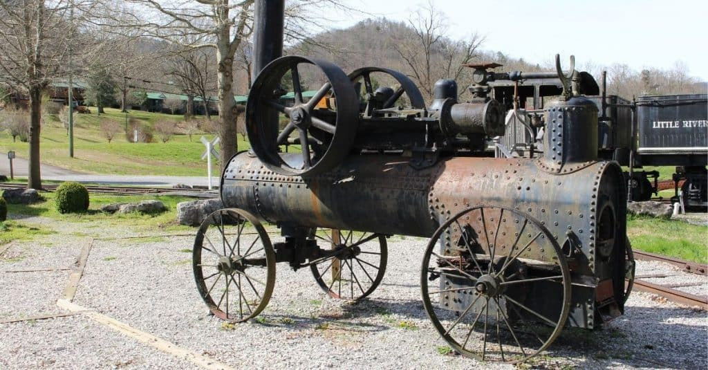 Little River Railroad and Lumber Company Museum, Townsend TN
