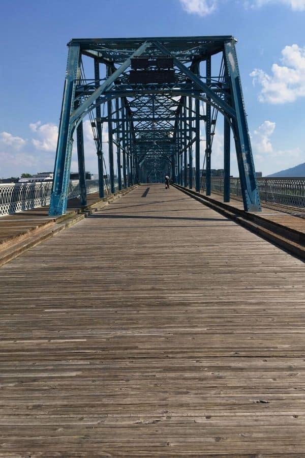 Walnut Street Bridge Chattanooga TN