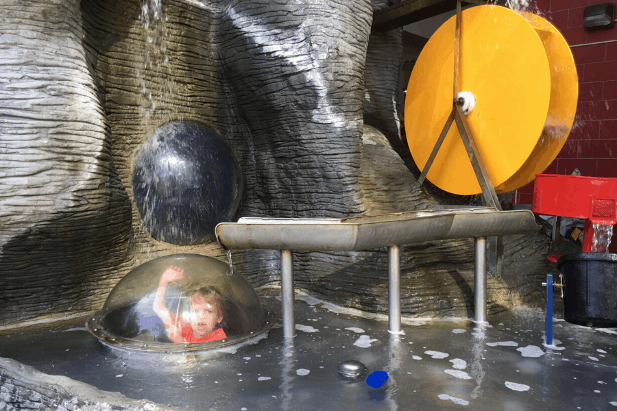 Creative Discovery Children's Museum in Chattanooga