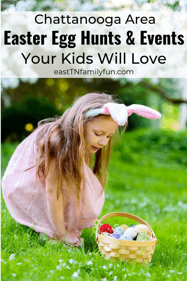 Chattanooga Easter Egg Hunts
