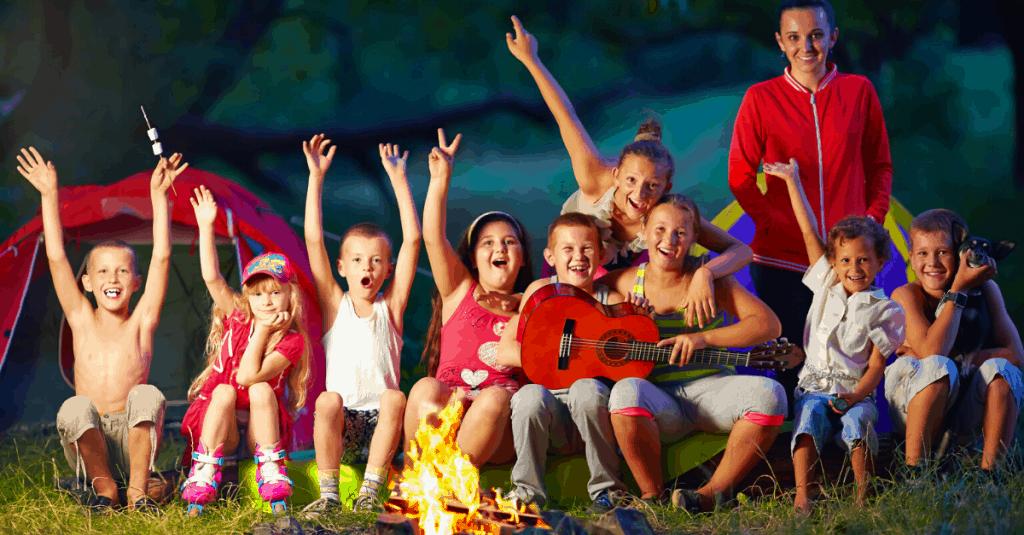 Overnight Sleep Away Summer Camps in East TN