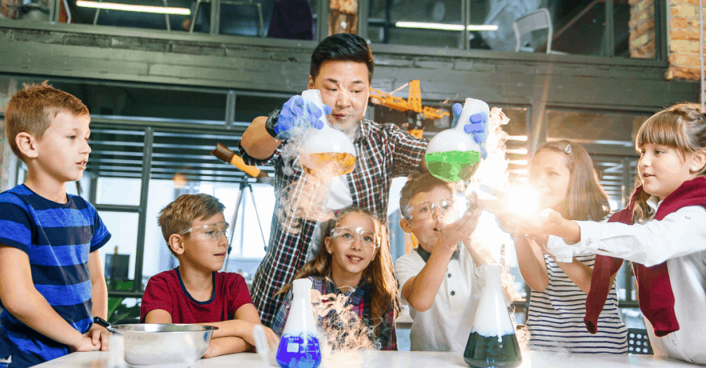 Academic and Science Summer Camps in East TN