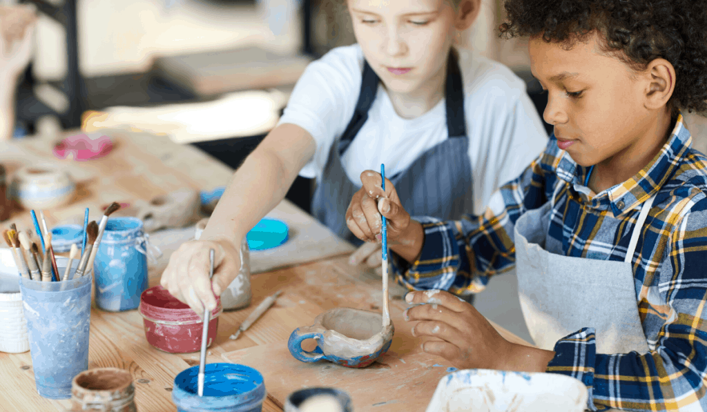 Music and Art Summer Camps in East TN