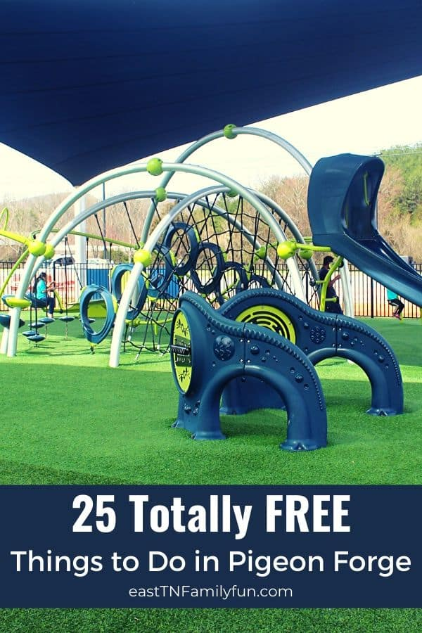 25 Free Things to Do in Pigeon Forge TN