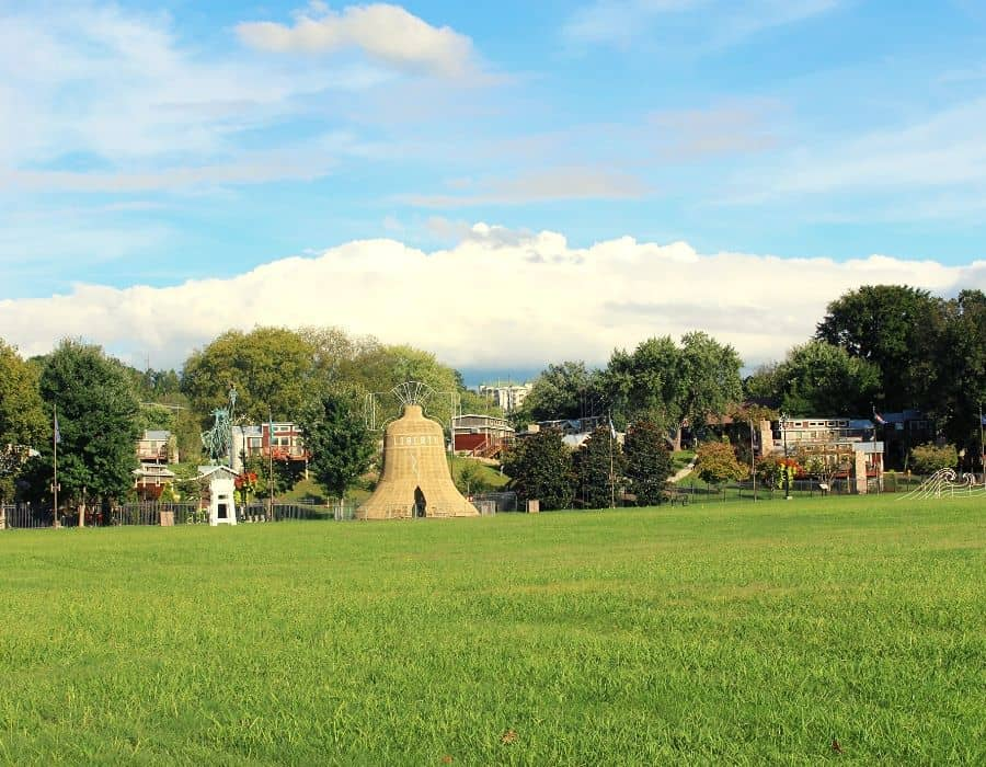 25 Free Things to Do in Pigeon Forge TN Patriot Park
