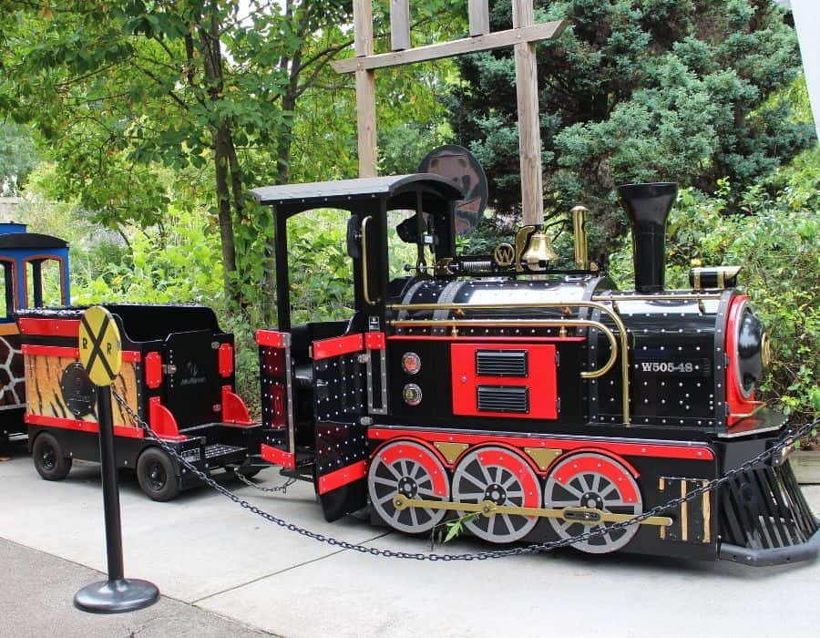 Zoo Knoxville Zoo Choo Train