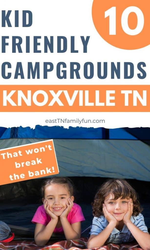 Campgrounds near Knoxville TN
