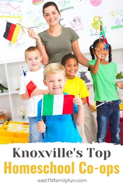 25 + Awesome Homeschool Co-ops in Knoxville TN and the Surrounding Counties