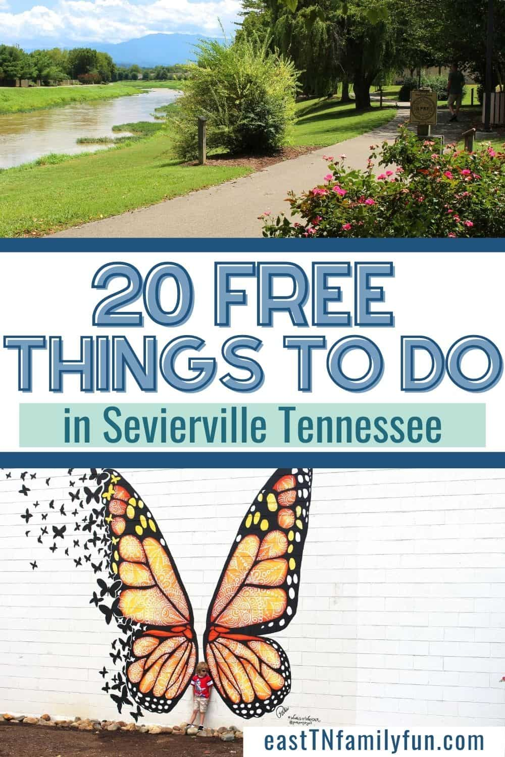 20 FREE Things to Do in Sevierville TN