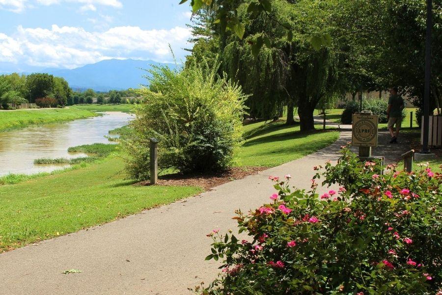 Burchfiel Grove and Arboretum Sevierville
