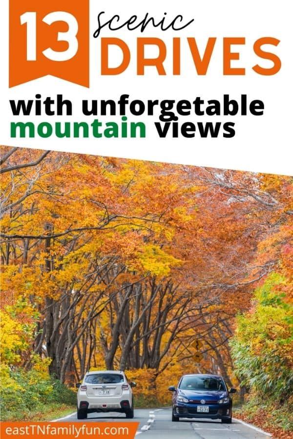 Smoky Mountain Scenic Drives
