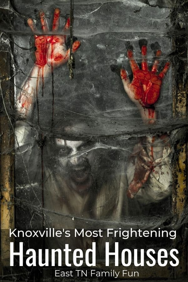Most Frightening Knoxville Haunted Houses