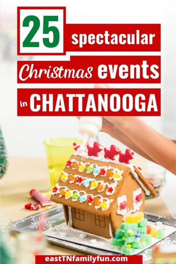 23 Festive Chattanooga Christmas Events 2020 | East TN Family Fun
