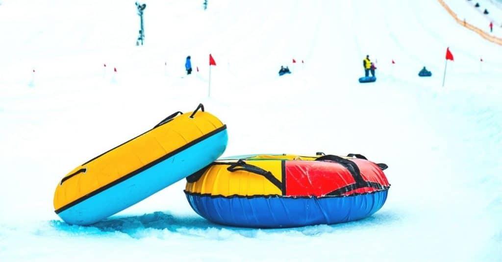 Chattanooga Snow Tubing