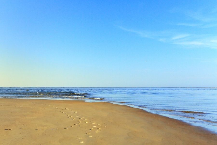 Closest Ocean Beach to Chattanooga TN: Tybee Island