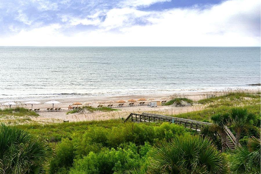 Amelia Island Beach, Florida