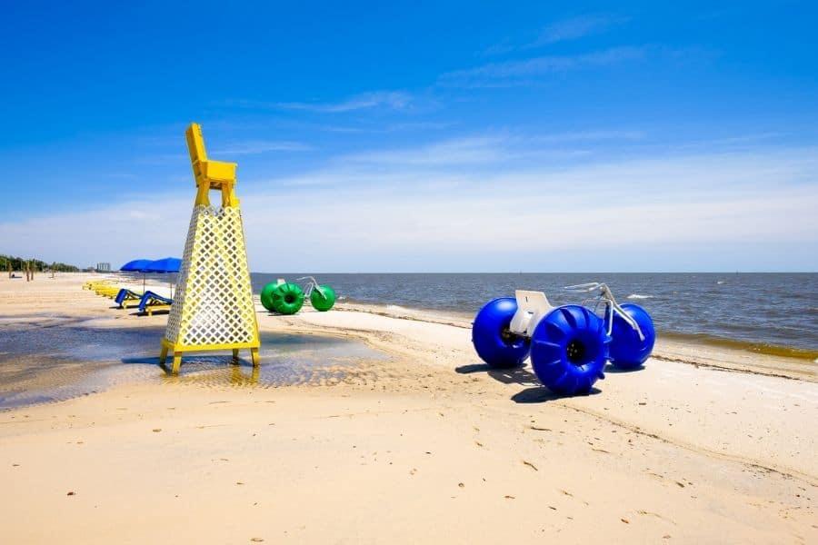 Biloxi Beach, MS