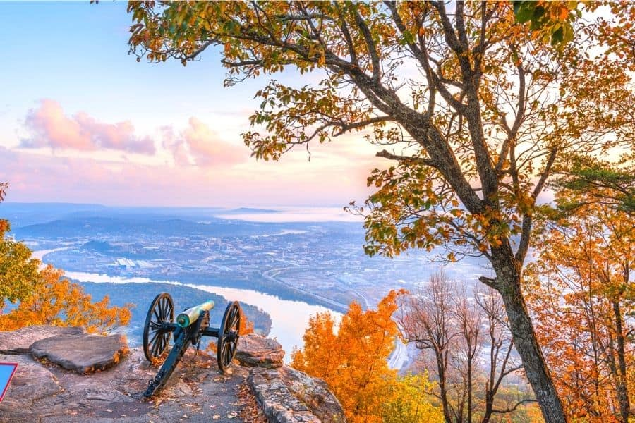 Fall Things to do in Chattanooga